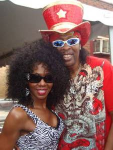 Bootsy Collins @ BBQ Throwdown